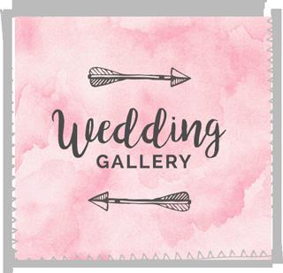 wedding gallery button