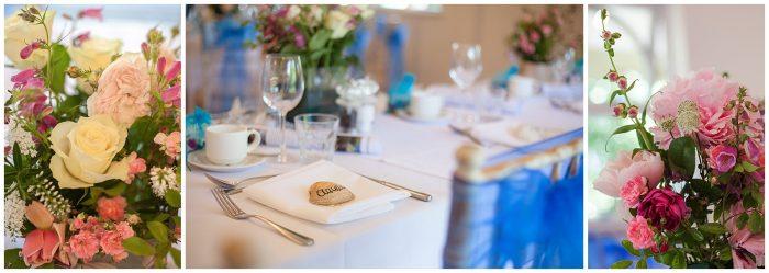 Summer Wedding Christchurch Dorset Kings Arms