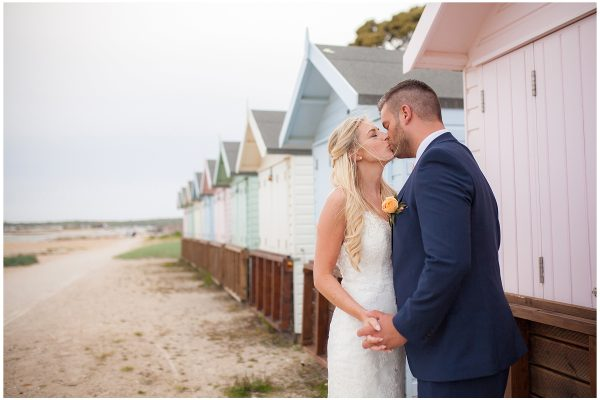 Christchurch Harbour Hotel Wedding Photos