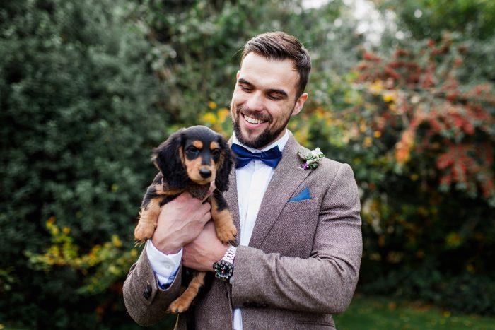 Woodland Wedding Photographer Dorset