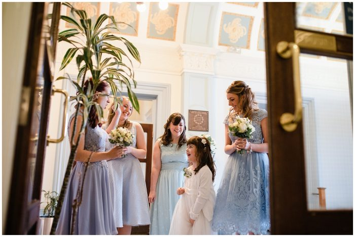 Bournemouth Town Hall Wedding