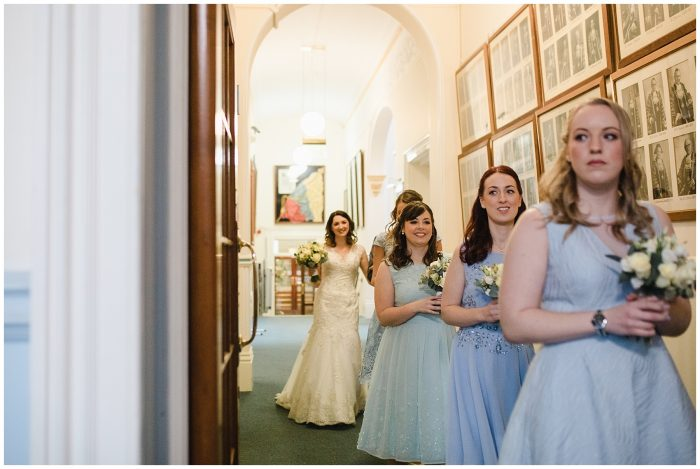 Bride at Bournemouth Town Hall